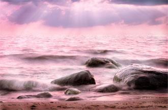 Tarotkungen - hav
