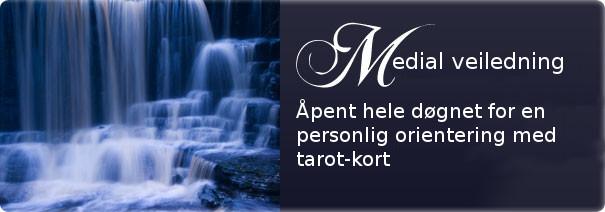 Medial veiledning - Åpent hele døgnet for en personlig orientering med tarot-kor